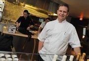 Chief de cuisine, Matt Hill, will be running the kitchen at Voltaggio's Range restaurant in the Chevy Chase Pavilion.