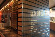 There are 7,000 bottles of wine to choose from in many wine racks spread throughout Voltaggio's Range restaurant in the Chevy Chase Pavilion in D.C.