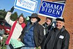 Photos from Election Day 2012