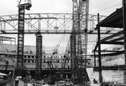 Here's how the MCI Center construction looked in February 1997.