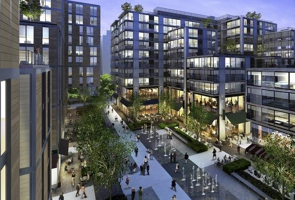CityCenterDC developers Hines and Archstone hope to announce details of the project's planned hotel in March.