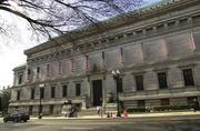 The Corcoran Gallery of Art was founded in 1869 by William Wilson Corcoran, the co-founder of Riggs Bank.