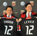 Photos: D.C. United introduces new owners