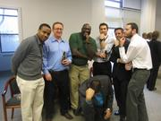 DMI's 2011 holiday party.