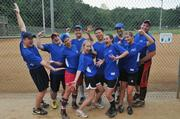 LMI's softball team.