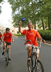 LMI's Bike to Work Day on May 18.