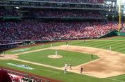 The Washington Nationals battled the St. Louis Cardinals in Game 3 of the National League Division Series at Nationals Park in D.C.