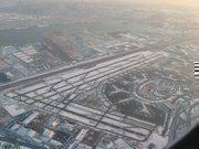 No. 3: Newark Liberty International Airport, domestic round trip average of $480.30.Source: Bureau of Transportation Statistics