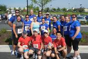 "Washington Real Estate Investment Trust's 2011 ""Couch Potato to 5K Run"" in Olney."