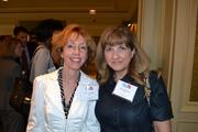 From The JBG Cos., which placed fourth among large companies, Leslie Ludwig, left, and Michele Smith.
