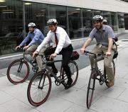 CoStar Group Inc. provides bicycles for employees to rent free of charge on-site at its headquarters in D.C.