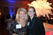 From Monument Realty LLC, Tasha Stancill, left, and Amy Phillips at the CREW D.C. Awards.