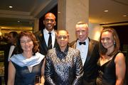From left, Harriet Tregoning, director of the D.C. Office of Planning; Gregory O'Dell, EventsDC president and CEO; Michele Hagans of Fort Lincoln New Town Corp. and DCBIA board member; Sean Sands, chief of staff at EventsDC; and Pam Frentzel-Beyme, vice president at Monument Realty, at the D.C. Building Industry Association's annual awards.