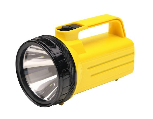 Flashlight: You need a flashlight or two to make sure you can function if the lights go out. Or if you need to run outside and check on your car in the middle the storm. If you don't have one, go get one.