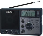 Battery-power radio: Every home and office needs at least one of these old-school devices to make sure you can find out what's happening if the power goes out.