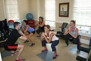 Van Metre Cos. offers weekly group fitness classes for employees.