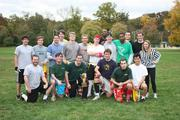 Each year, Walker & Dunlop hosts the Walker Cup, which consists of a softball game in the spring and a flag football game in the fall.