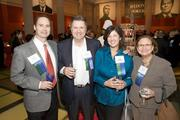 The Washington Business Journal hosted the region's business leaders at the Corcoran Gallery of Art in 2009 for the annual Book of Lists Party.