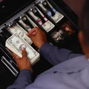 Cashier. Massachusetts' 71,460 cashiers make between $19,530 and $21,070 a year, at the median.