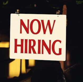 A survey of chief financial officers shows that U.S. companies are poised to ramp up hiring in 2012.
