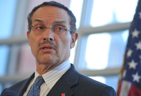 D.C. Mayor Vincent C. Gray is under fire for an alleged scandal involving campaign finances.
