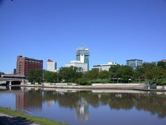 The American Cancer Society is relocating its local operations in downtown Wichita.