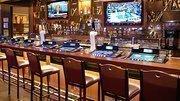 The Cottonwood Bar inside the casino.