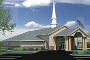 Work is expected to begin soon on a new sanctuary for Eastside Cathedral of Praise, Church of God in Christ.