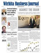 Today's Wichita Business Journal: Hawker Beechcraft, Equity Bank, Kansas Legislative session
