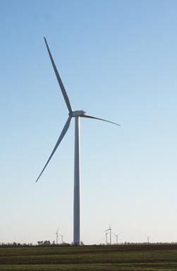 Wind energy projects have been on the minds of residents and officials in eastern New Mexico.