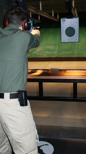 The NRA's newly released app simulates a shooting range, and was originally recommended for ages four and up.