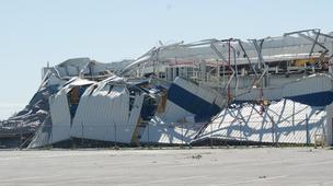 Spirit AeroSystems tornado damage