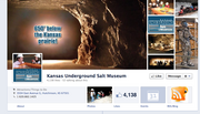 Kansas Underground Salt Museum