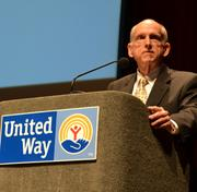 United Way of the Plains President Pat Hanrahan discusses this year's campaign.