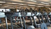 This cardio room has 130 pieces of equipment.