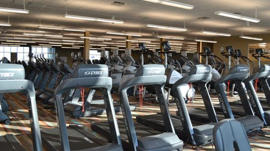 A lot of people in Wichita talk about going to the gym on Facebook or check in at their health club. Facebook says Wichita is America's health club city.