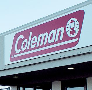 Coleman Co. is currently headquartered in Wichita.
