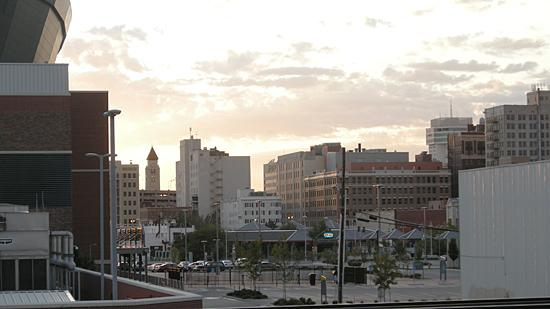 Wichita was more urbanized when the 2010 census was taken than in the 2000 census.