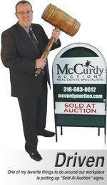 40 Under 40 — Braden R. McCurdy
