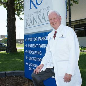 David Wilson is leaving the University of Kansas School of Medicine-Wichita.