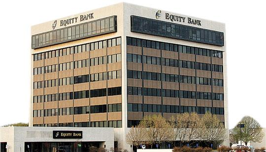 The Wichita holding company for Equity and Signature banks on Thursday reported sharply higher earnings in the first quarter ended March 31.