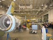 Bombardier is seeking state and local incentives for a major expansion of its Wichita facilities.