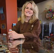 General Business/Retail category winner — Beth Tully, Artisan Chocolates owner/master chocolatier, self-employed — Cocoa Dolce.