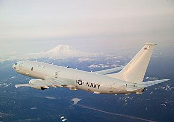 The US Navy is working on placing a five-year order for up to 72 P-8A Poseidon aircraft from The Boeing Co.