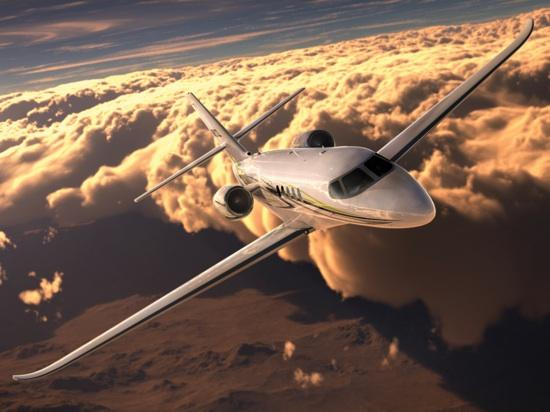 NetJets says it wants to order up to 150 Citation Latitudes from Cessna Aircraft Co.
