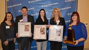 Healthiest Employers winners included Meritrust Credit Union, Vermillion Inc. and Wesley Medical Center.