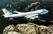 Boeing Co.'s Wichita defense facility does modification work on Air Force One.