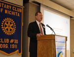 Thornton out as Kansas Bioscience Authority CEO