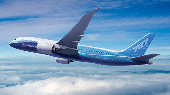 Michael Dell should receive his Dreamliner next year.