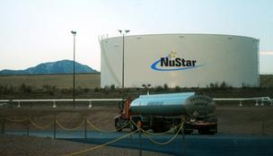 NuStar Energy LP has been downgraded by Credit Suisse.